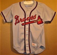 Atlanta Braves Minor League #4 Tomahawk Style 1990 Jersey