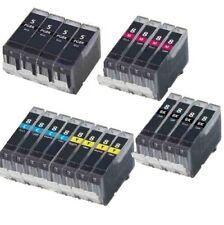 20x Tinte für canon Pixma IP-4200 IP4300 4500 IP3300 IP3500 5200 MP-970 520 610