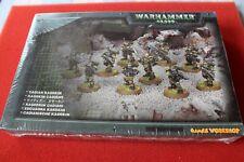 Games Workshop Warhammer 40k Kasrkin Stormtroopers Squad Boxed Storm Trooper Set