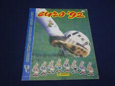 Panini Album EM EC 1992 Euro 92, komplett/complete, good cond./guter Zust.,UK v.