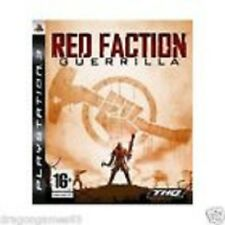 RED FACTION  GUERRILLA         -----  NEUF       pour PS3