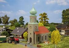 FALLER HO 131308 église de village NEUF