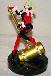 Kotobukiya SDCC 2013 Exclusive DC Comics Harley Quinn Unmasked Bishoujo Statue
