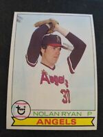 1979 Topps #115 Nolan Ryan NM Sharp - Angels