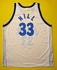 Gran Hill Orlando Magic Basketball Jersey Size 52 Shirt Mens White Champion ig93