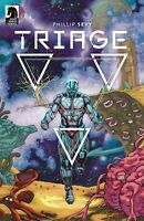 Triage #1 Dark Horse Comic 1st Print 2019 unread NM