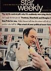 Star Weekly Magazine Birth Control Pill Jake Gaudaur CFL June 22 1968