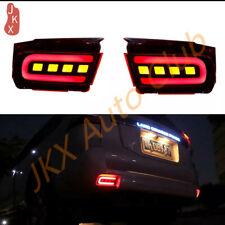 LED Rear Bumper Reflex Fog Brake Turn Indicator Lamp q For Land Cruiser Prado