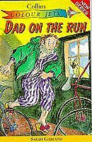 (Good)-Dad on the Run (Colour Jets) (Paperback)-Garland, Sarah-0006750095