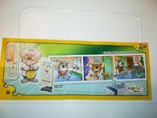 KINDER mouse Doctors -DC127 cartina bpz  N°1