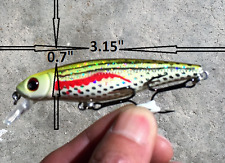 TROLLING LURES BAIT JIG BONITO SKIPJACK MACKEREL SEA BASS TROUT BLUE RUNNER