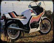 BMW KRAUSER MKM 1000 1 A4 Imprimé Photo moto Vintage Aged
