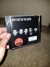 Thankful CD by New Kids on the Block NKOTB-TARGET EXCLUSIVE LIMITED EDITION