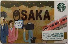Starbucks Osaka Japon Poison Card Osaka Japon