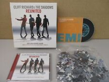 Cliff Richard & The Shadows- Reunited: 50th The Best of RE 2-CD & Jigsaw Box Set