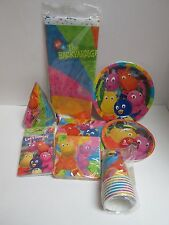 BACKYARDIGANS DELUXE BIRTHDAY PARTY SET - 9 PACKAGES -  Party Supplies