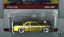 Hot Wheels Classics Series 3 #14 Shoe Box GOLD 5sp_ww