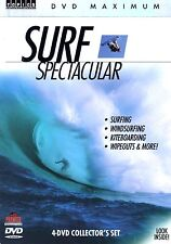 Surf Spectacular (DVD),( 4-Disc Set) BRAND NEW, FACTORY SEALED, GIFT QUALITY