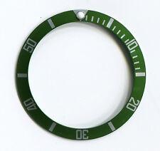 Bezel Insert 16800-Green green/silver For Rolex