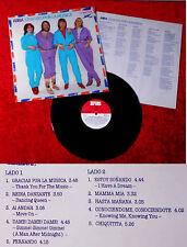 LP Abba: Gracias Por La Musica (Septima SRLM 1) Spanien 1980