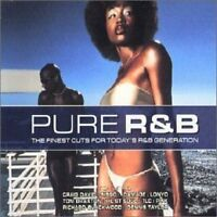 Pure R&B-Finest cuts for today's R&B Generation Craig David, Sisqo, Dam.. [2 CD]