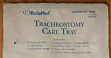 ReliaMed Tracheostomy Care Tray – ZRTCT – Lot of 26 – Brand New