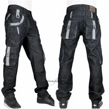 Classic Fit, Straight Rise 34L Jeans for Men