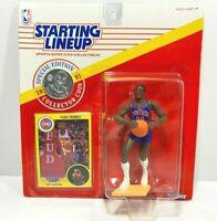 1991 Starting Lineup Isiah Thomas NBA Detroit Pistons Kenner