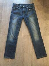 Levi's 511 W32 L34 Blue Jeans