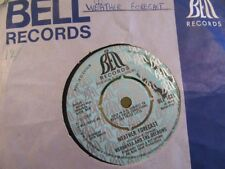 """REPARATA AND THE DELRONS """"Weather Forecast"""" Scarce UK 7"""" - Bell Records BLL 1021"""