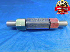 New Listing7501 Amp 7505 Class X Pin Plug Gage Go No Go 7500 0001 Oversize 34 19 Mm