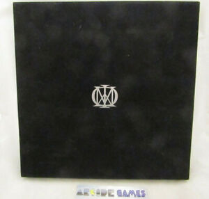 Dream Theater Black Clouds and Silver Linings Deluxe Box Set - 33 Tours + Cd