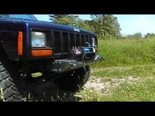 Ares Fabrication XJ Stubby Winch Bumper | Stealth | XJ (84-01)