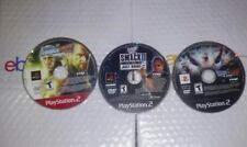 WWE SmackDown vs. Raw 2009 2011 WWF SmackDown Just Bring It Sony Ps2 LOT OF 3