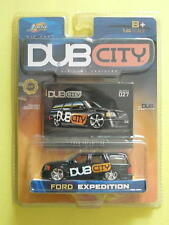 DUB CITY 2003 Ford Expedition #027 w/Trading Card NEW