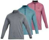 Under Armour UA Playoff 1/4 Zip Golf Sweater Pullover Top - RRP£50 - ALL SIZES