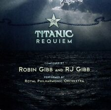 "The Royal Philharmonic Orchestra ""Titanic Requiem"" CD NUOVO"