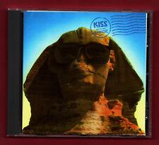 KISS - Hot In The Shade (1989 15 trk CD album) Gene Simmons, Paul Stanley