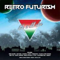 RETRO FUTURISM-ITALO IS STIL   CD NEU