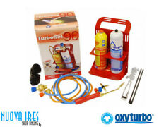 KIT CANNELLO TOP SALDATURA TURBO SET 90 OSSIGENO / MAXY GAS OTTIMO GARANTITO