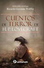 Cuentos de terror de H.P. Lovecraft (Spanish Edition) by Ricardo Guzman Wolffer