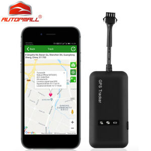GPS Tracker ACC Detection Oil Cut Real Time Locator GSM GPS Watchdog Free APP