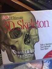 Ultimate 3D Skeleton bones in motion Pc New Sealed