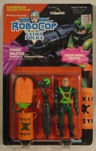 Robocop Movie Toxic Waster Vandals Chemical Killer Water Weapon By Kenner (MOC)