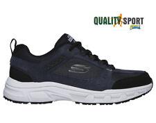 Scarpe Skechers Oak Canyon Taglia 41 51893-nvbk Blu