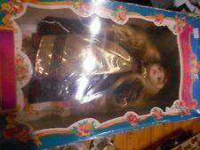1995 Porcelain Rapunzel Doll, Fairytale Treasures Collection