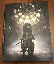 Bloodborne The Old Hunters Collectors Edition Hardcover Strategy Guide Book PS4