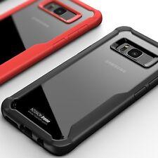 Cover Custodia Frame + Vetro Temperato Samsung Galaxy S8 Bumper Antiurto Noziroh