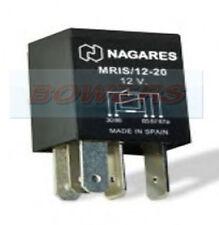 Mris/12-20 RE2290.1 Relè 12V 20/10A modifica su Micro con RESISTORE