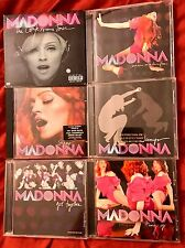 Madonna Confessions on the Dance Floor CD DVD Lot